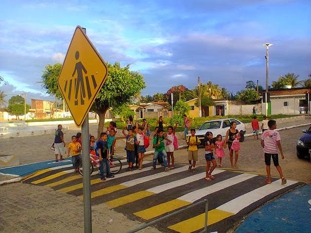 Caminos escolares seguros