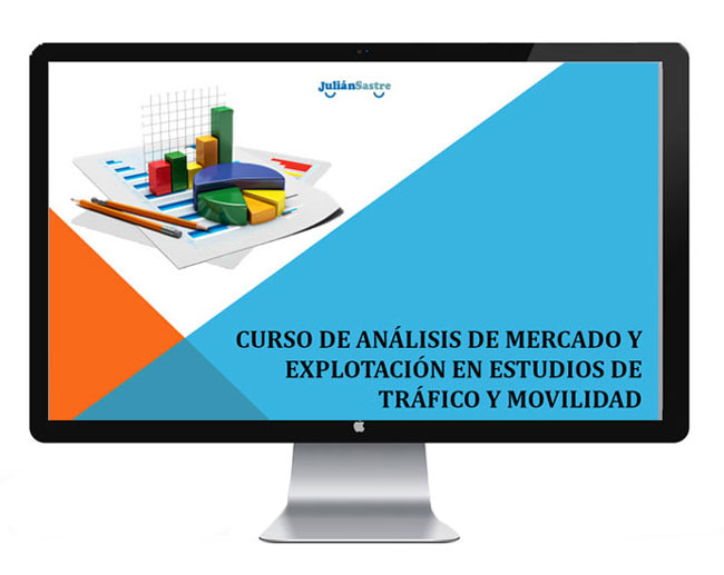 Curso Análisis de Mercado y Explotación en Estudios de Tráfico y Movilidad