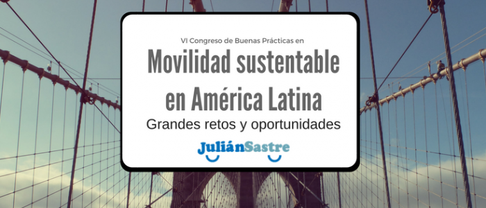 Movilidad sustentable en América Latina