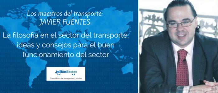filosofía en el sector del transporte