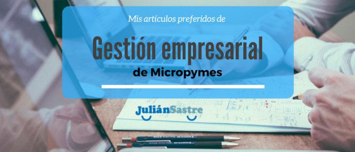 gestión empresarial de micropymes