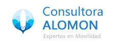 logo Alomon horizontal