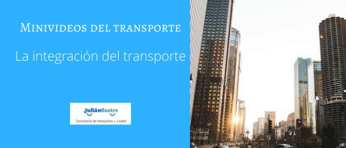 Integración del Transporte